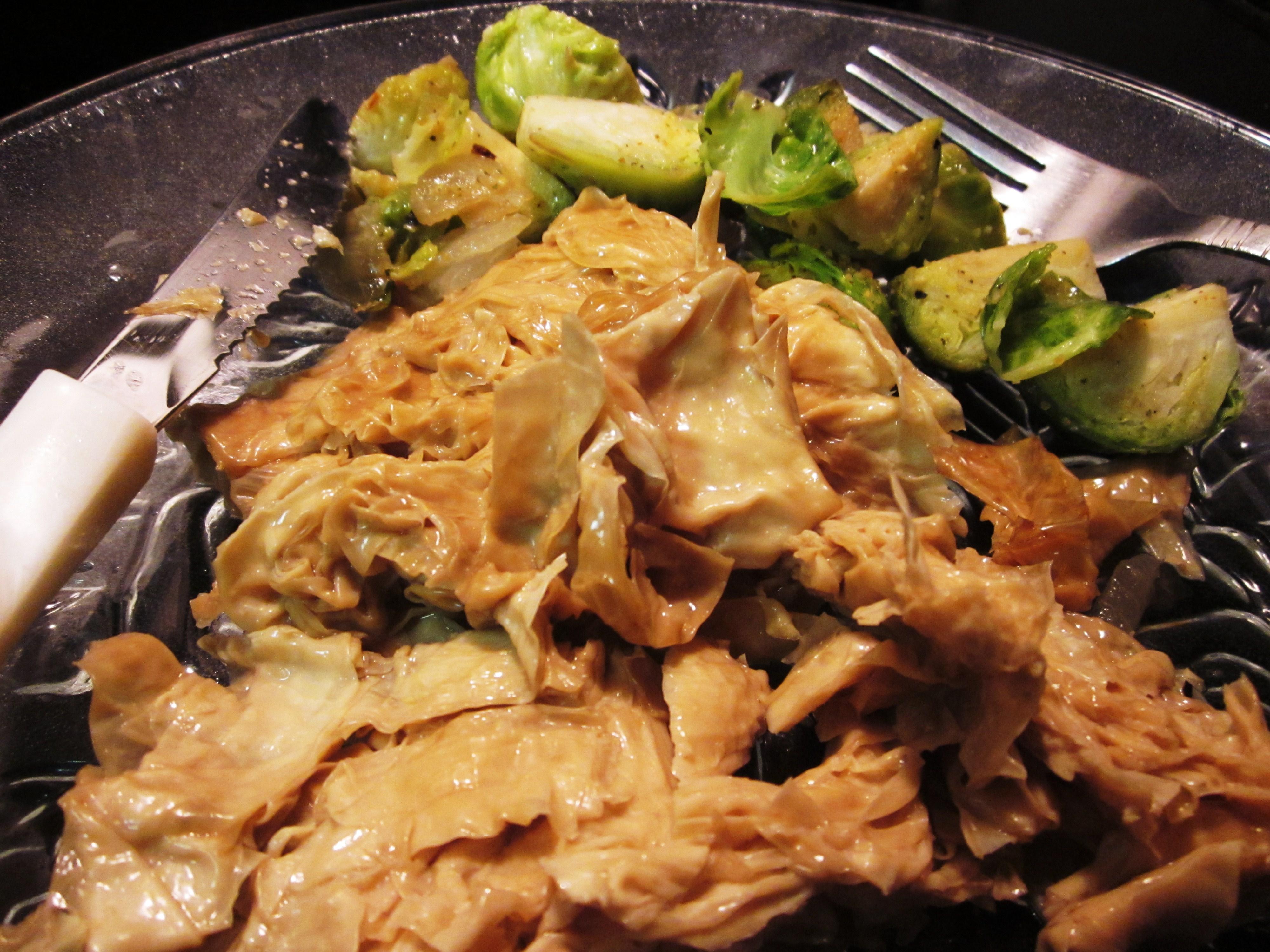 Asian mock meat recipes
